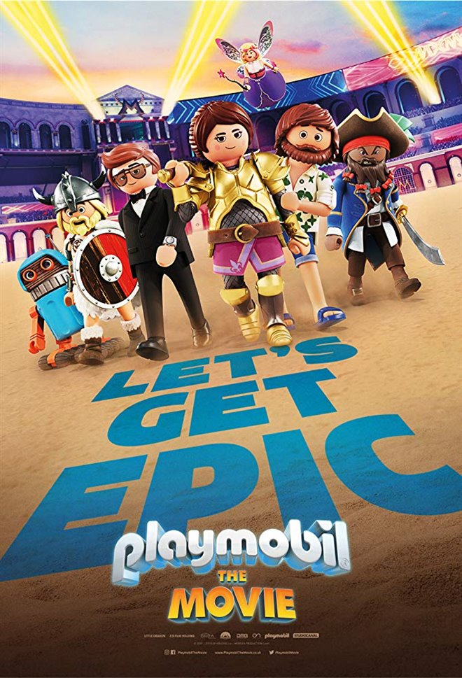 Playmobil: The Movie Large Poster