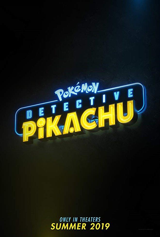 Pokemon: Detective Pikachu Large Poster