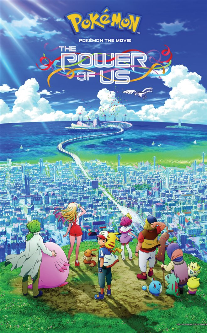 Pokémon the Movie: The Power of Us Large Poster