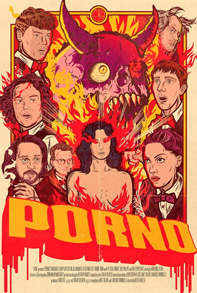 Porno Poster