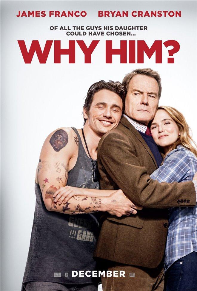 Pourquoi lui? Large Poster