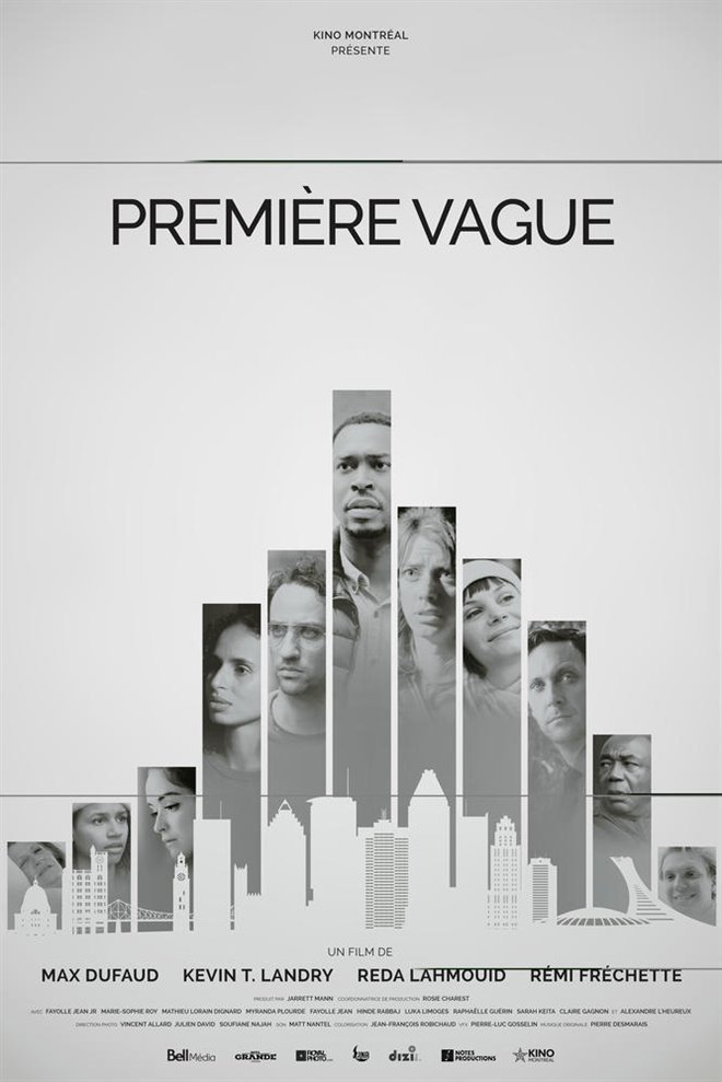 Première vague Poster