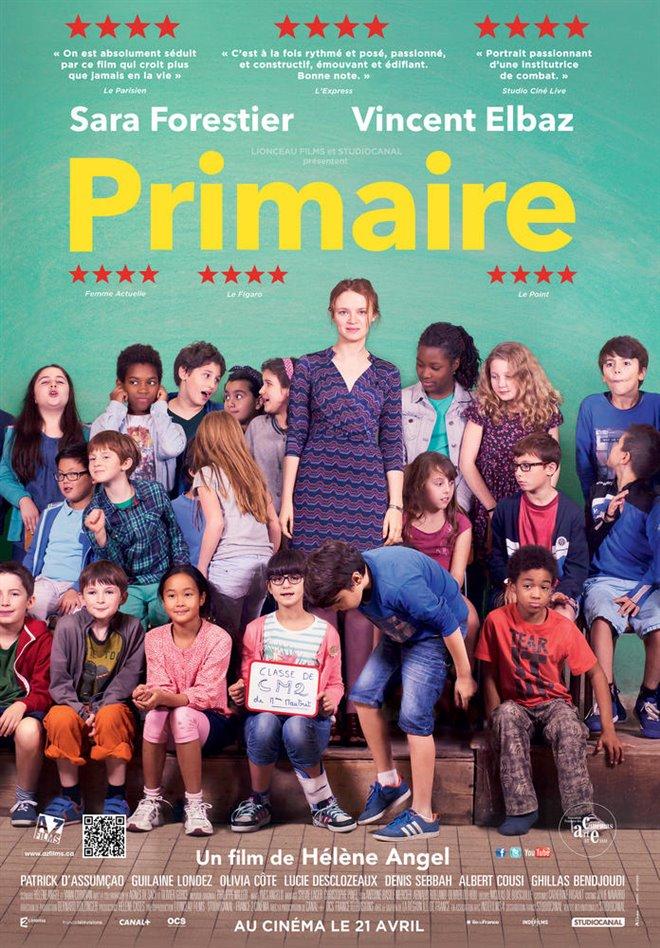 Primaire (v.o.f.) Large Poster