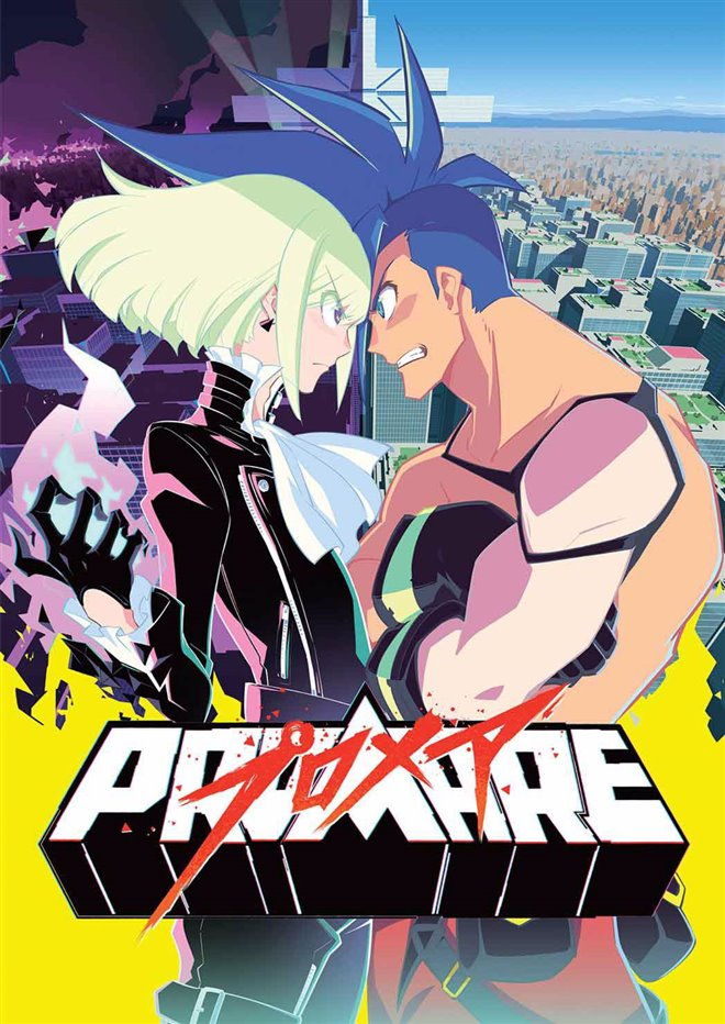 Promare (Redux) Large Poster
