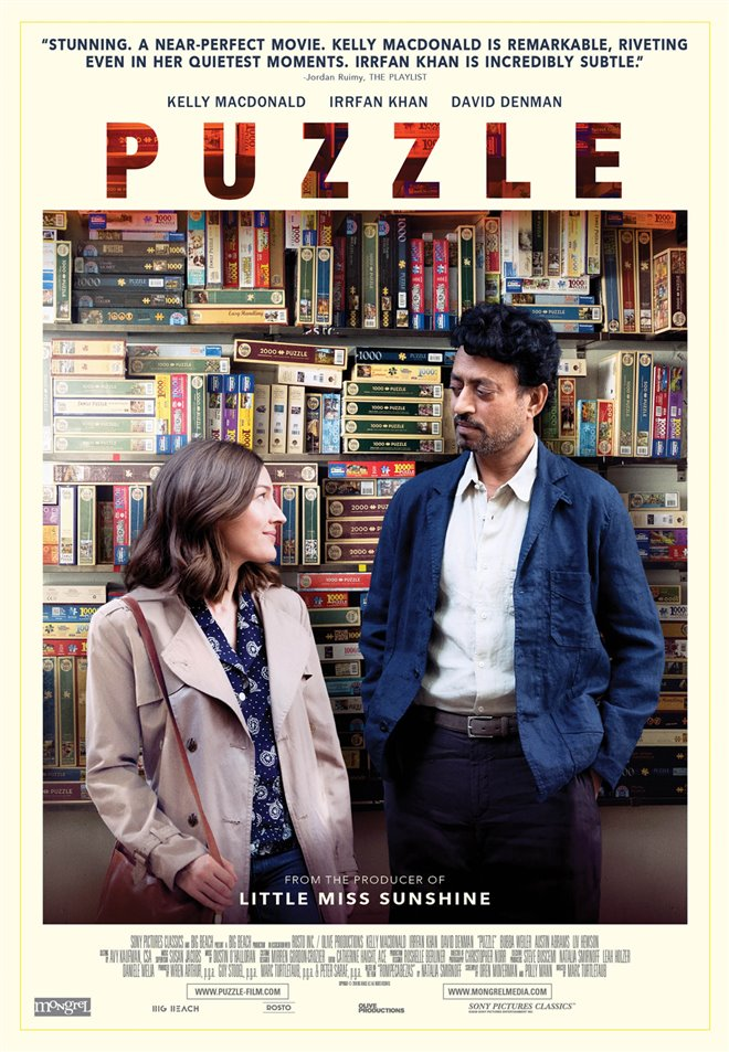 Puzzle Large Poster