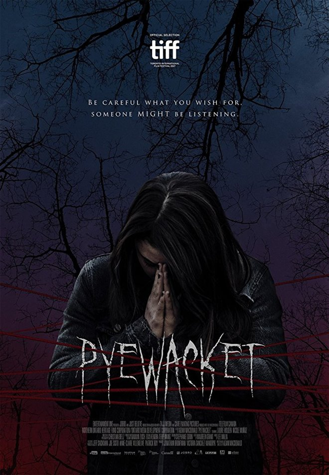 Pyewacket Large Poster