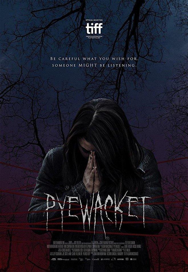 Pyewacket (v.o.a.) Large Poster