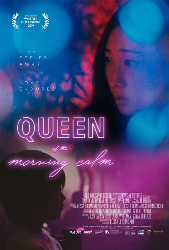 Queen of the Morning Calm Poster