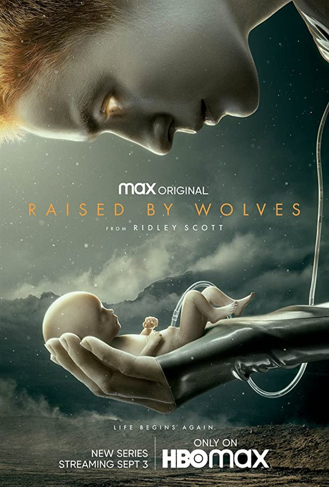 Raised by Wolves (HBO Max) Large Poster