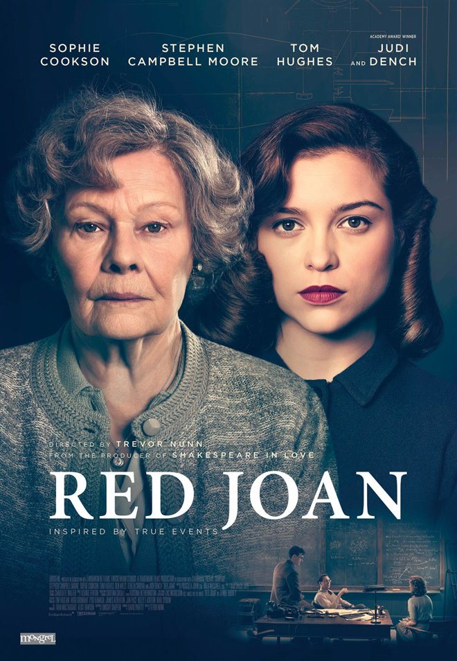 Red Joan Large Poster