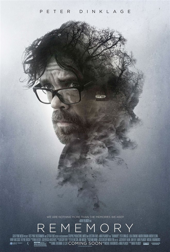 Rememory Large Poster
