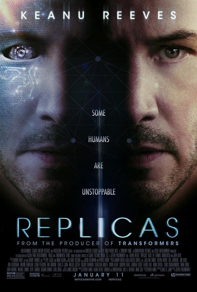 Replicas (v.o.a.) Large Poster