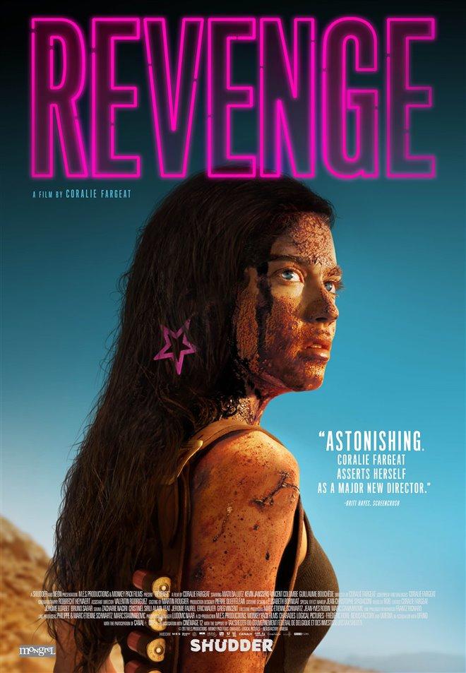 Revenge Large Poster