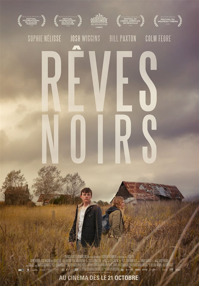Rêves noirs Large Poster