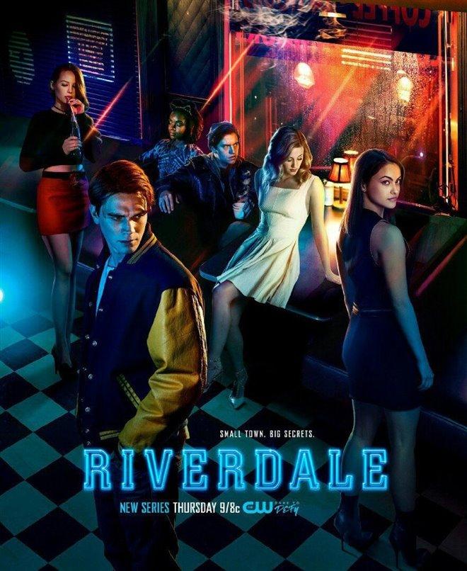 Riverdale (Netflix) Poster