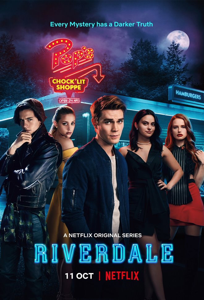 Riverdale (Netflix) Large Poster