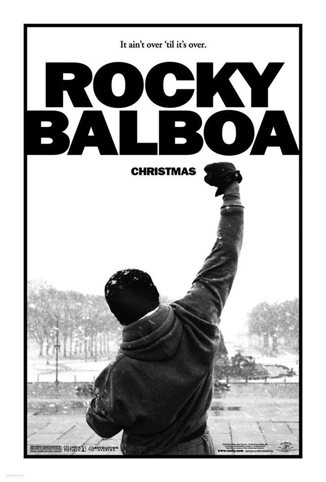 Rocky Balboa Large Poster