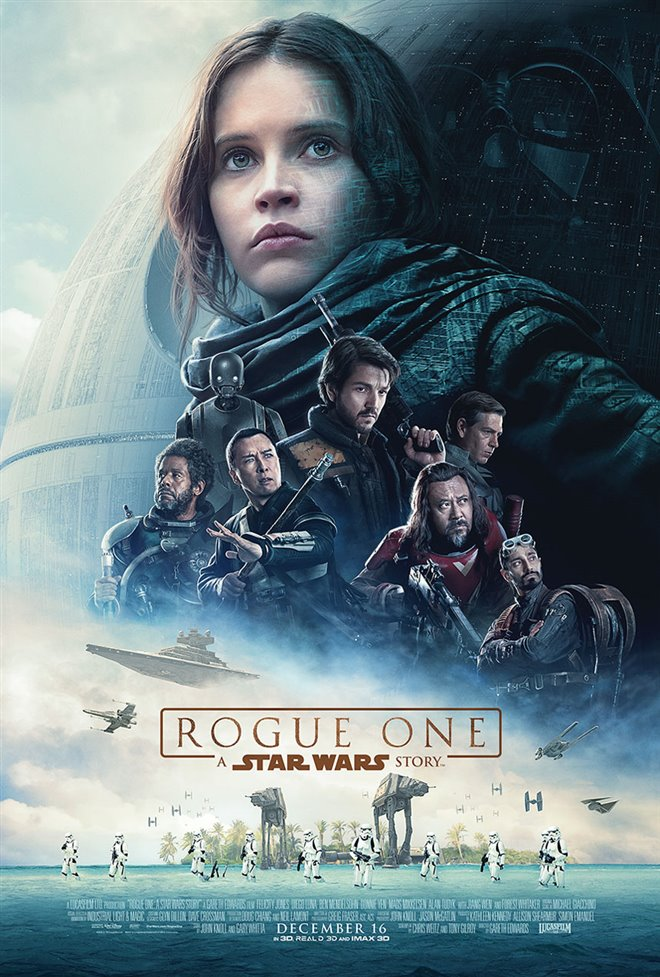 Rogue One: A Star Wars Story Large Poster