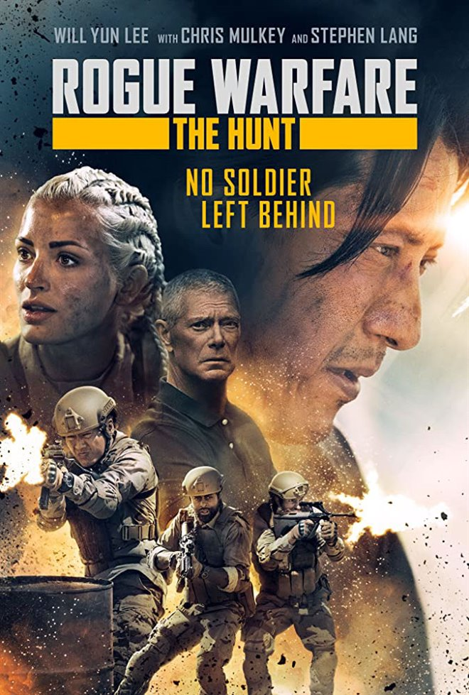 Rogue Warfare: The Hunt Poster
