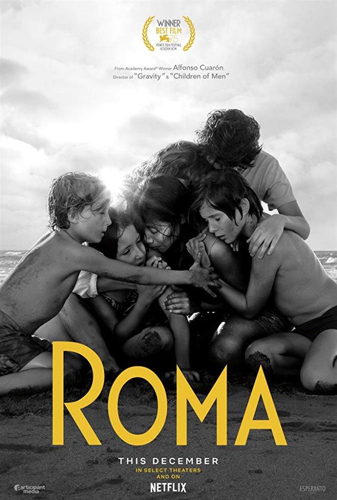 Roma (Netflix) Poster