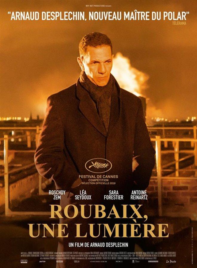 Roubaix, une lumière Large Poster
