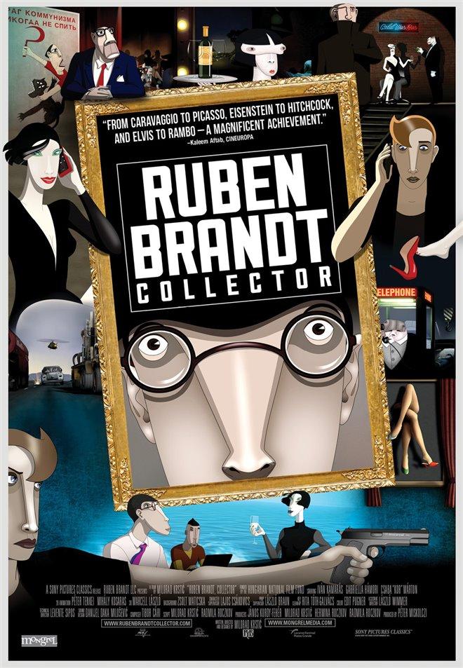 Ruben Brandt, Collector Large Poster
