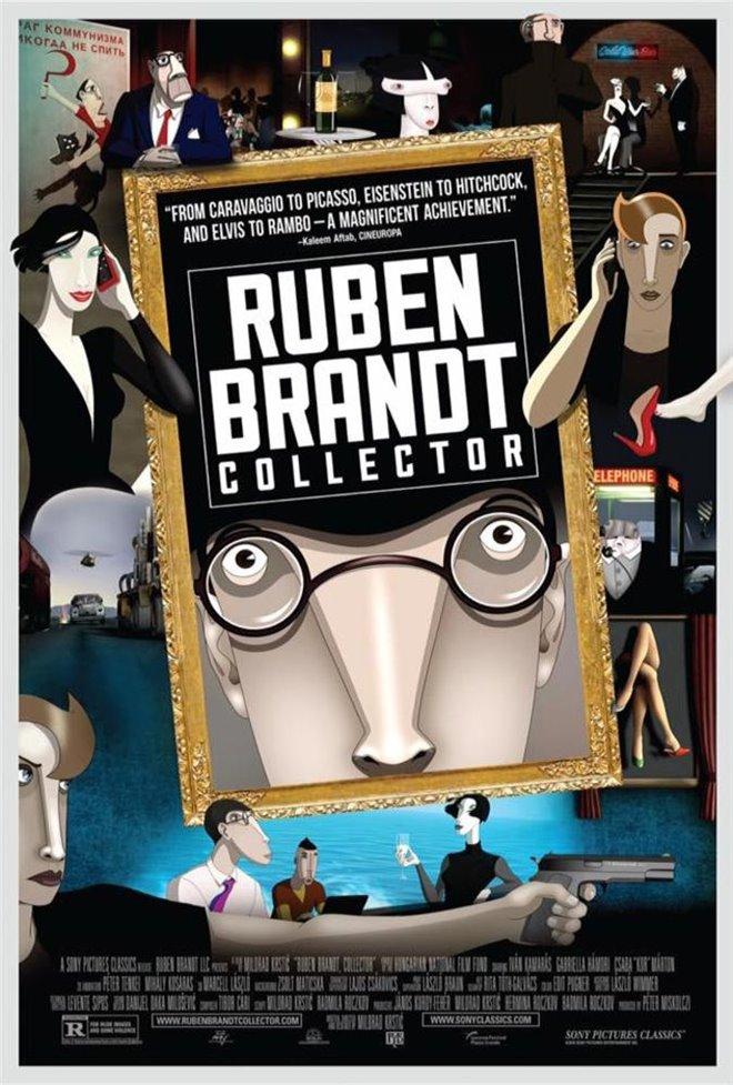 Ruben Brandt, Collector (v.o.a.) Large Poster
