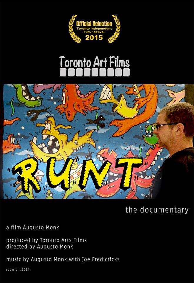 RUNT Large Poster