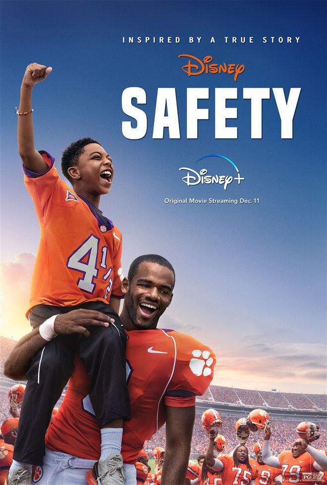 Safety (Disney+) Large Poster