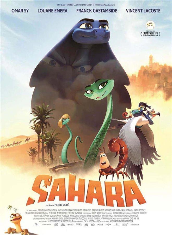 Sahara (v.o.f.) Large Poster