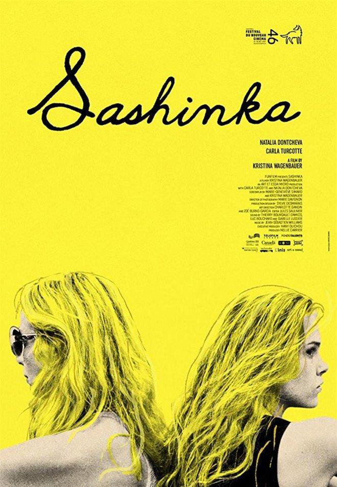 Sashinka Large Poster
