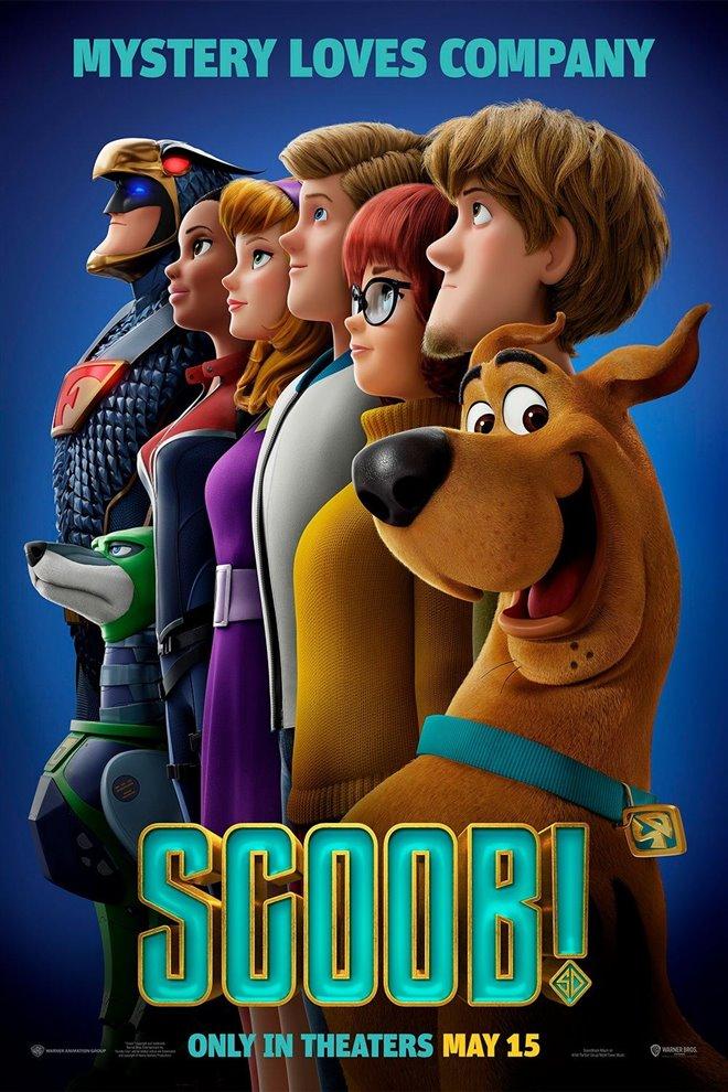 SCOOB! Poster