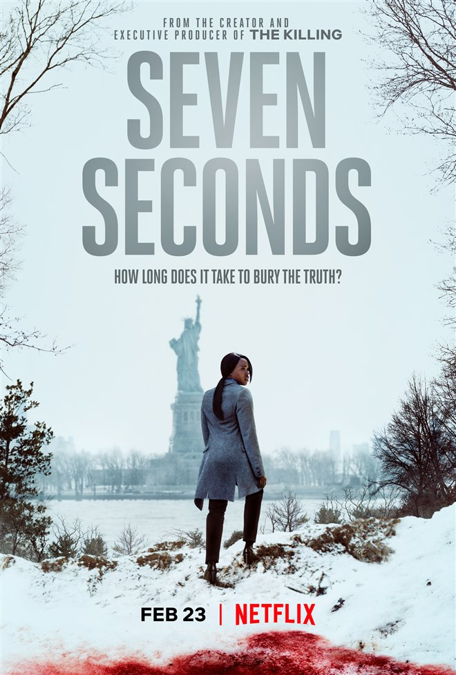 Seven Seconds (Netflix) Poster