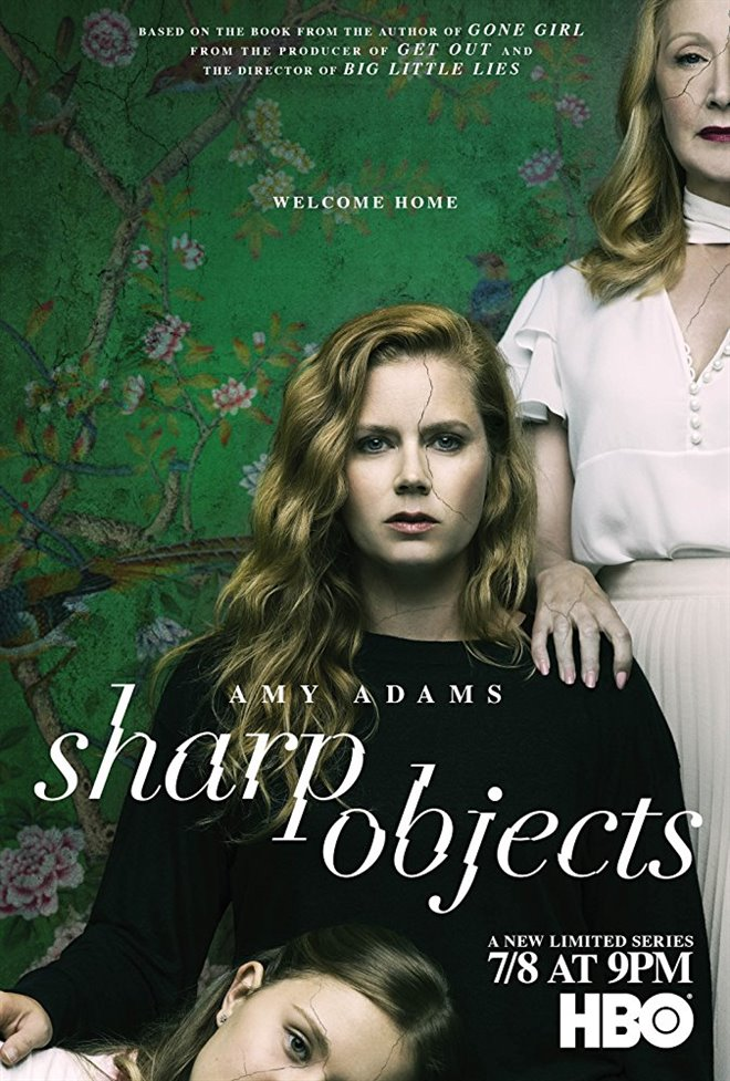 Sharp Objects (HBO) Large Poster