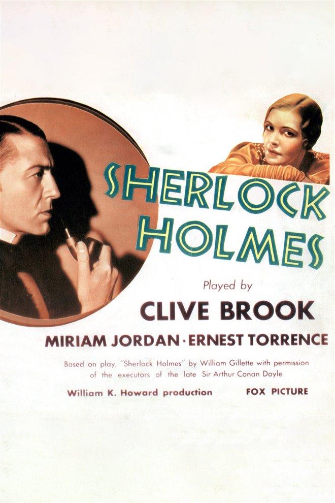 Sherlock Holmes Large Poster