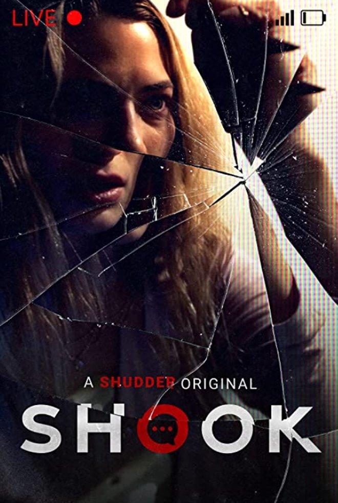 Shook Large Poster