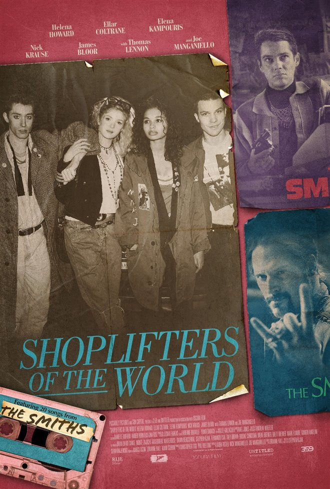 Shoplifters of the World Poster