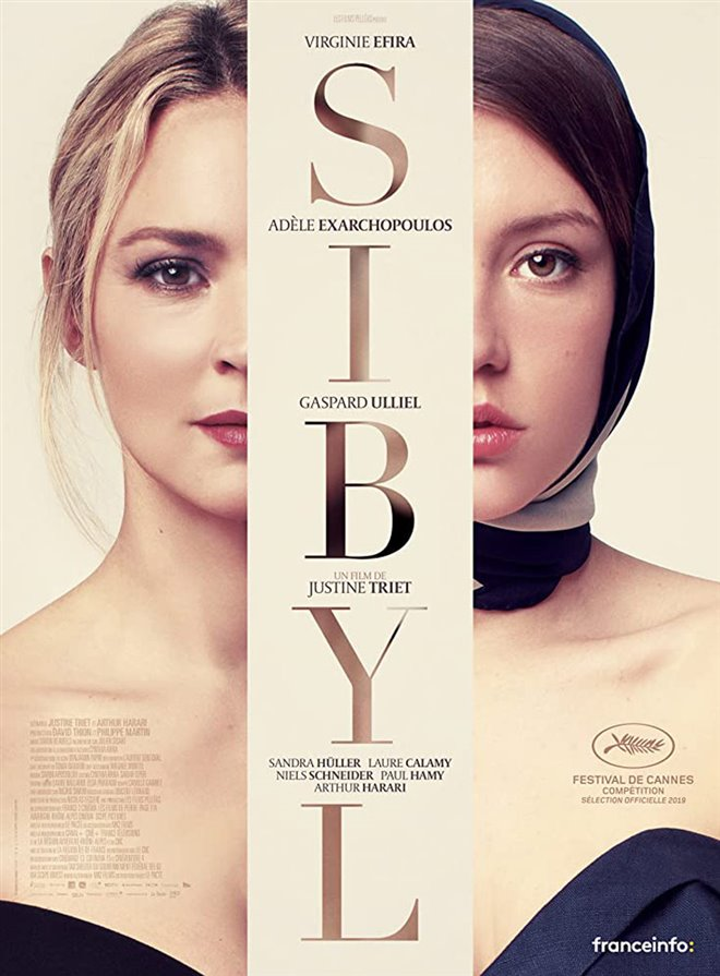 Sibyl Large Poster
