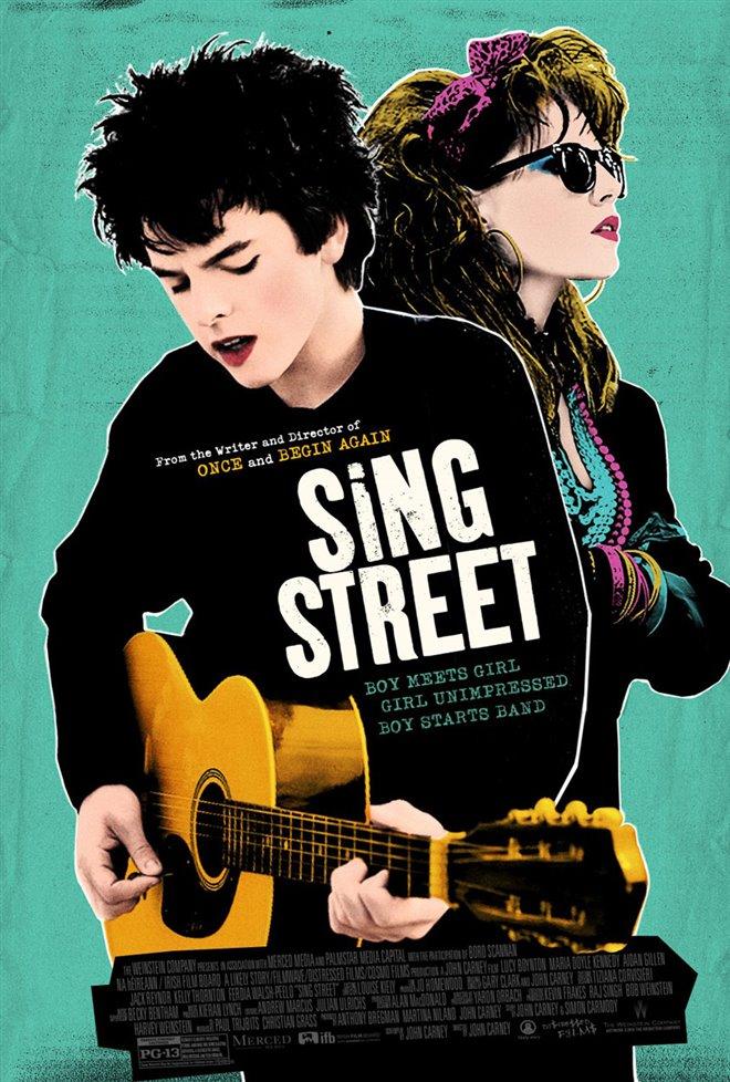 Sing Street Large Poster