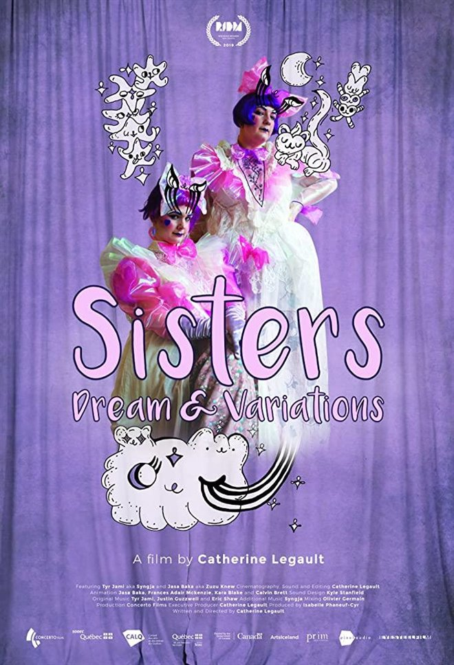 Sisters: Dream & Variations Large Poster