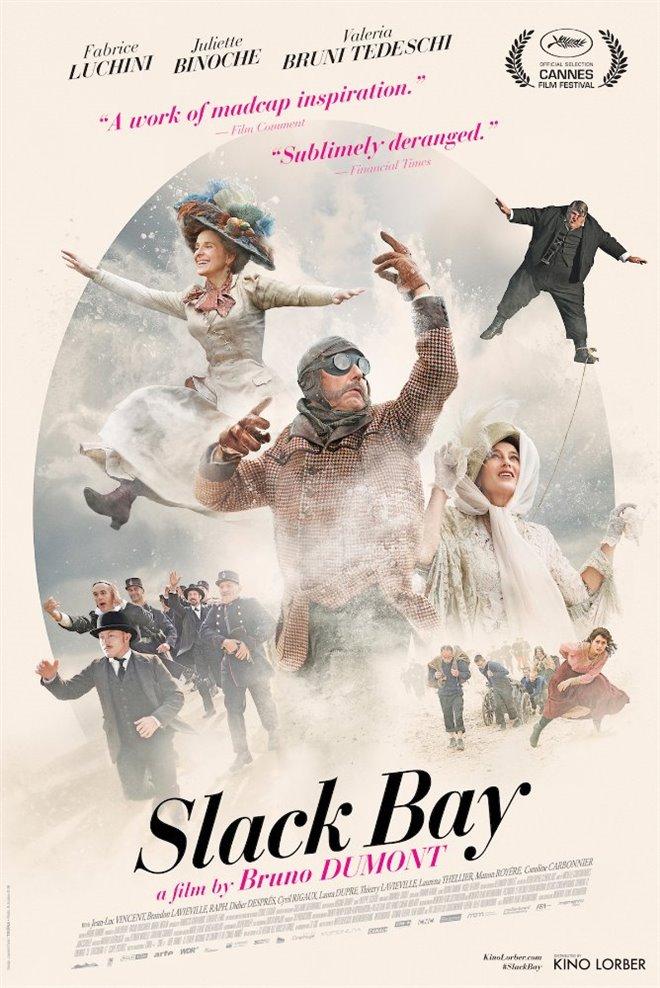 Slack Bay Large Poster