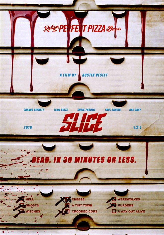 Slice Large Poster