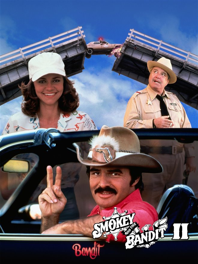 Smokey and the Bandit II Large Poster