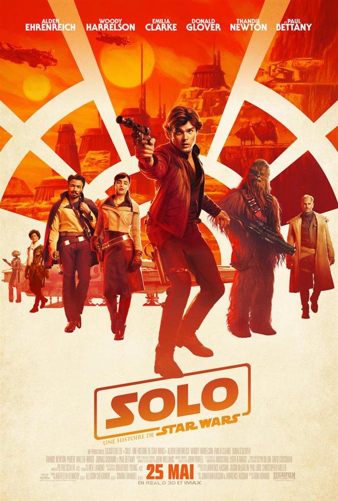 Solo : Une histoire de Star Wars Large Poster
