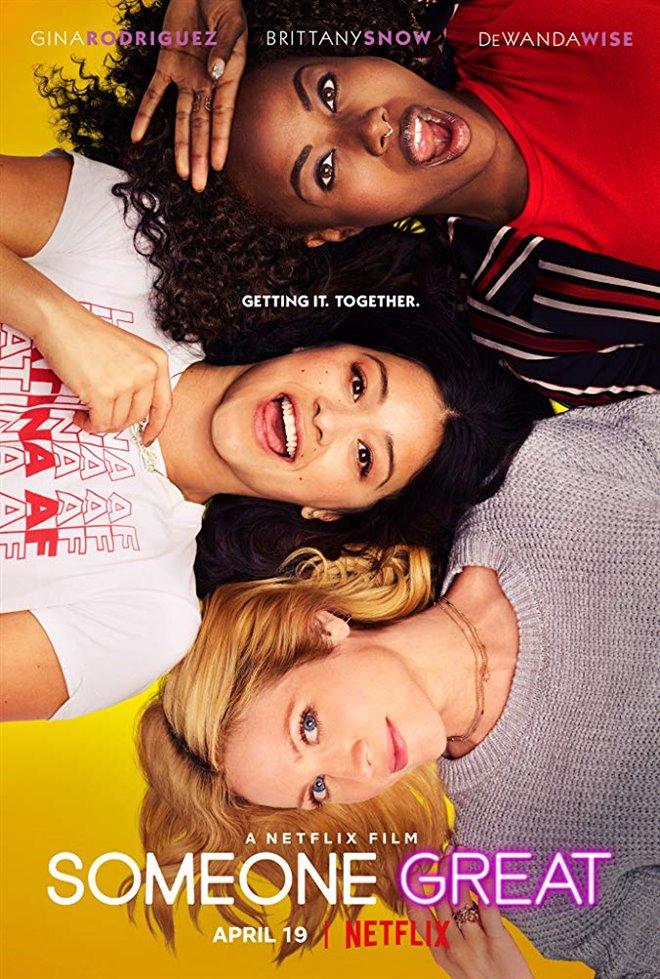 Someone Great (Netflix) Poster