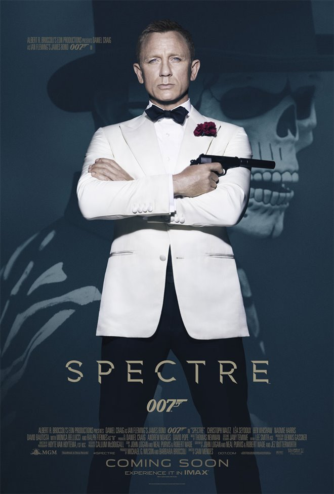 Spectre Large Poster