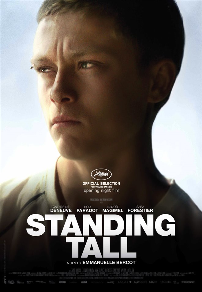 Standing Tall (La Tête Haute) Large Poster
