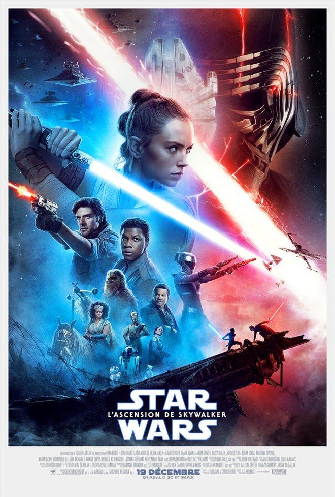 Star Wars : L'ascension de Skywalker Large Poster