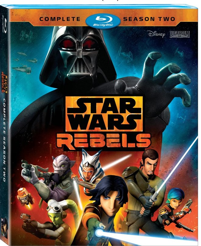 Star Wars Rebels: Season Two Large Poster