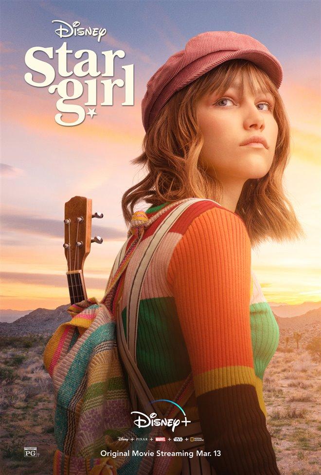 Stargirl (Disney+) Large Poster